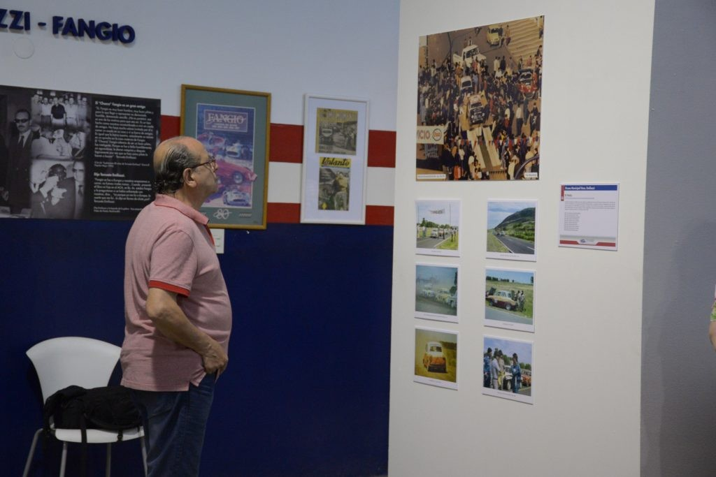 La muestra de la Promo 850 se despide del Museo Emiliozzi