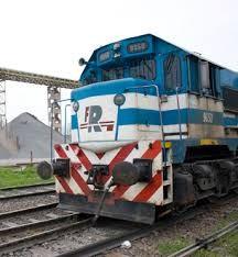 Trabajadores de FERROSUR  preocupados por la falta de circulación del tren por el corte de vías
