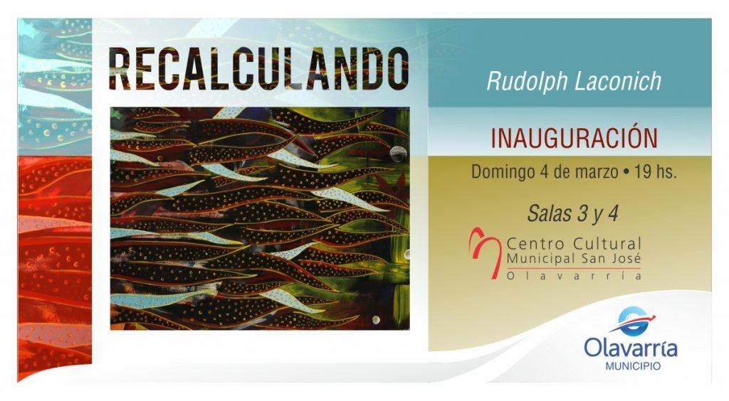 """""""Recalculando"""" abre el calendario de muestras en el Centro Cultural"""