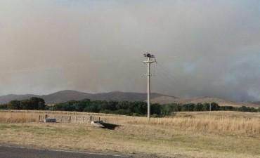 Habrá humo en la atmósfera por varios días más