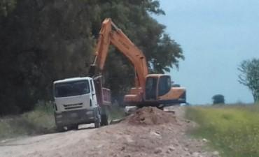 Caminos Rurales: la Mesa Agropecuaria informó sobre el avance de los trabajos