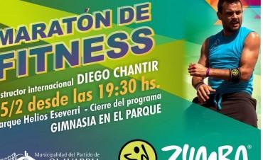El programa Gimnasia en el Parque cierra con una Maratón de Fitness
