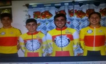 El ciclismo juvenil estará en los nacionales.