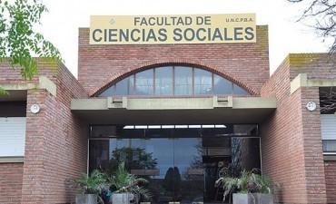 Plena actividad en las Facultades de la UNICEN con sede en Olavarría