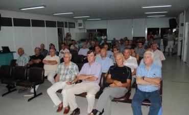 Asamblea extraordinaria en Coopelectric