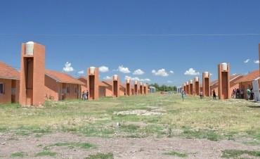 Se habilita la red de agua corriente en el barrio Pickelado