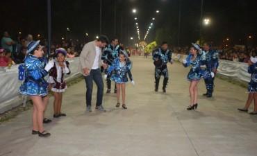 Finalizan los corsos oficiales 2018 en Olavarría