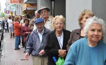 Reforma previsional: El gobierno oficializó un 5,71% de aumento en jubilaciones y pensiones