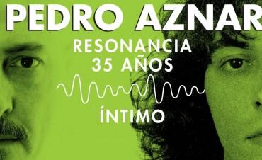 Vuelve Pedro Aznar a Olavarría