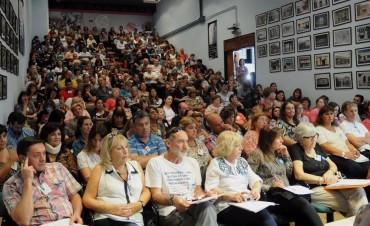 Convocan a los docentes a una nueva reunión paritaria