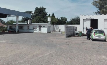 Se clausuró un taller metalúrgico en Sierra Chica