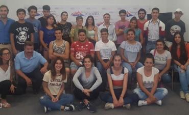 Municipio y Nación propician oportunidades laborales y formativas para jóvenes