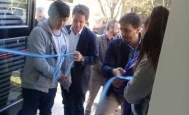 Con la presencia de Sánchez Zinny inauguran este viernes el Jardín 919