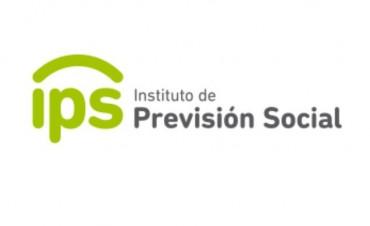 Cronograma de pagos de IPS