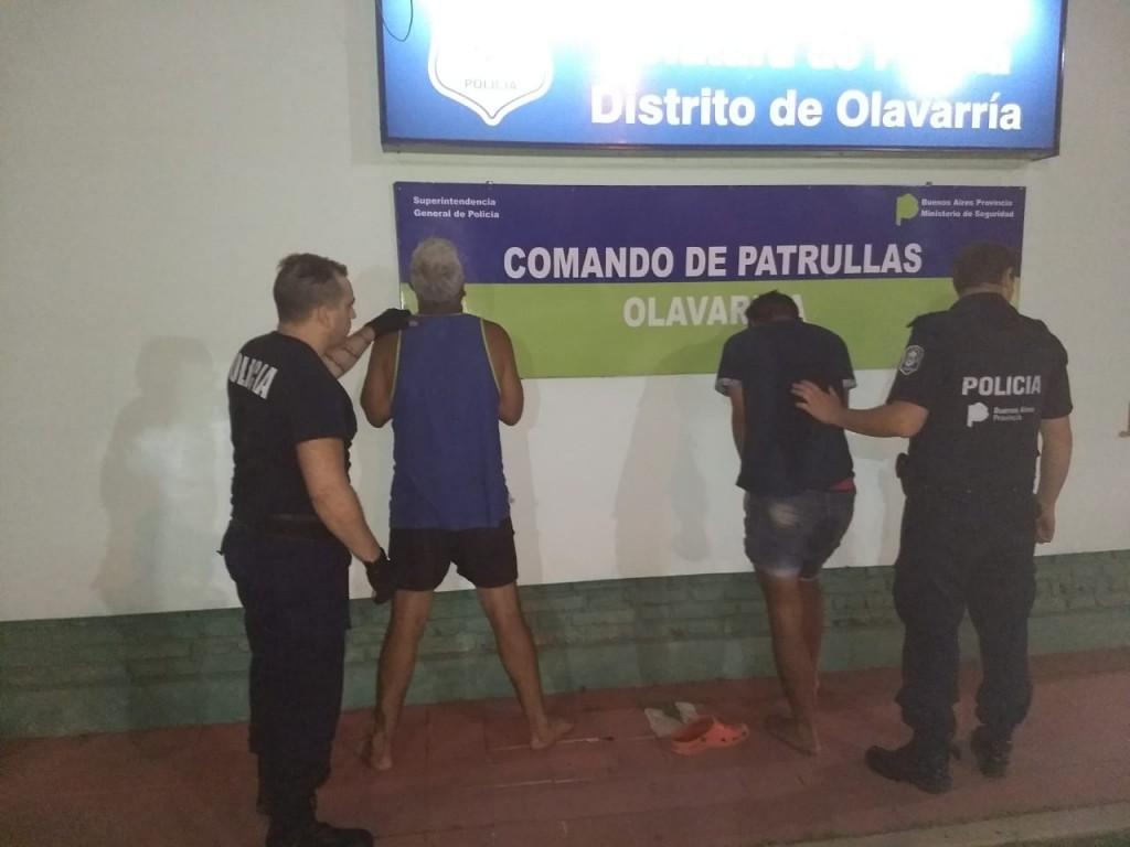 Labraron infracciones tras una confrontación entre dos grupos en Piedras y Rufino Fal