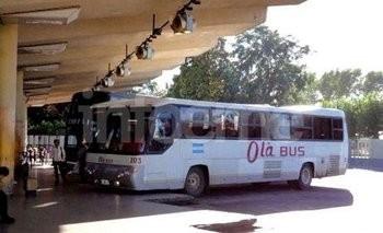 Aumenta el transporte en Olavarría