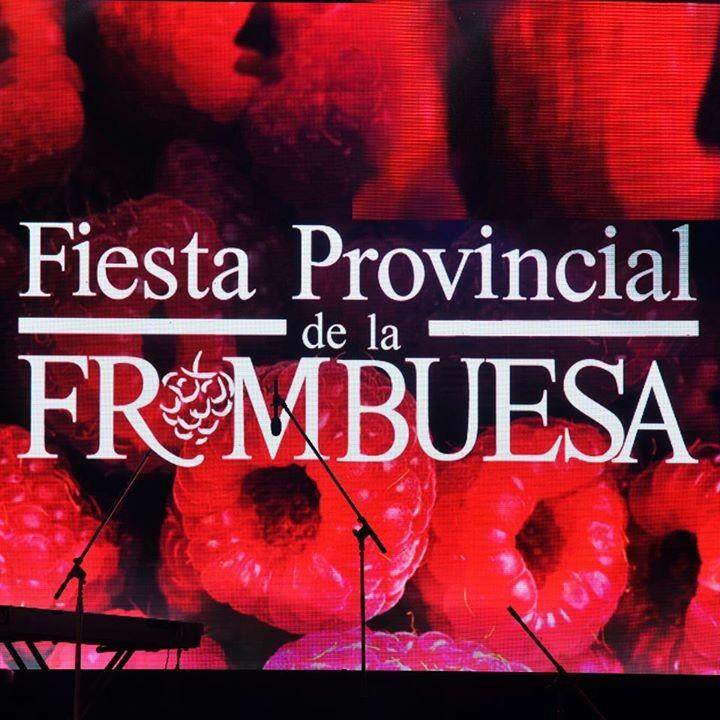 Fiesta de la Frambuesa en Villa Cacique-Barker