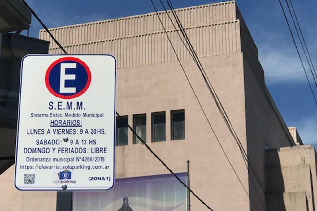 Sistema de Estacionamiento Medido Municipal: beneficios y exenciones