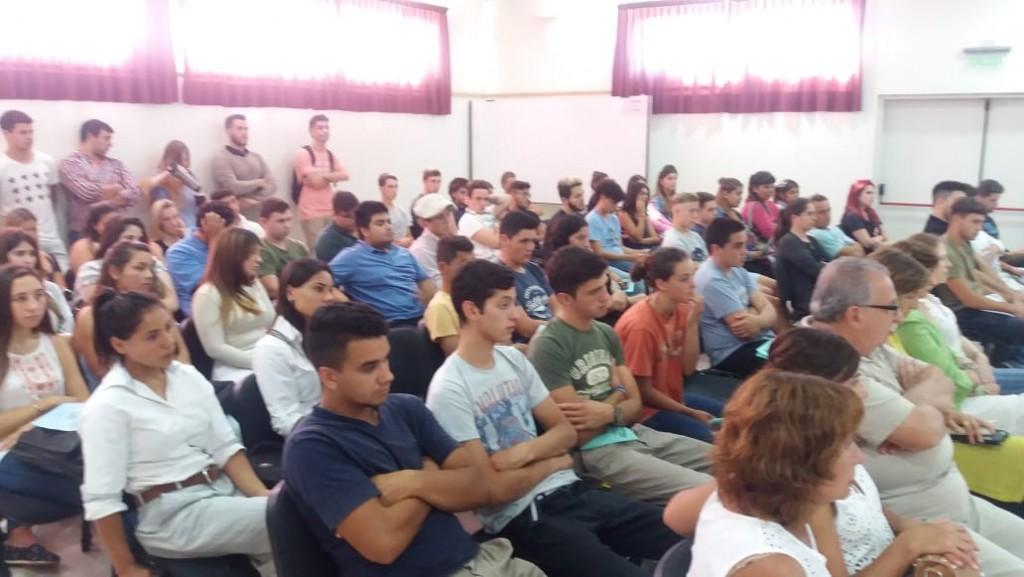 Comenzaron los cursos introductorios en Facultad de Agronomía