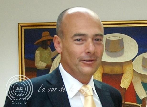Alfredo Fisher: La ejecución del presupuesto está aprobada por el gobierno de Cambiemos