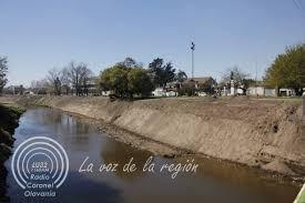 Análisis del agua del Tapalqué: 'el objetivo es juntar datos para saber cómo se porta el arroyo'