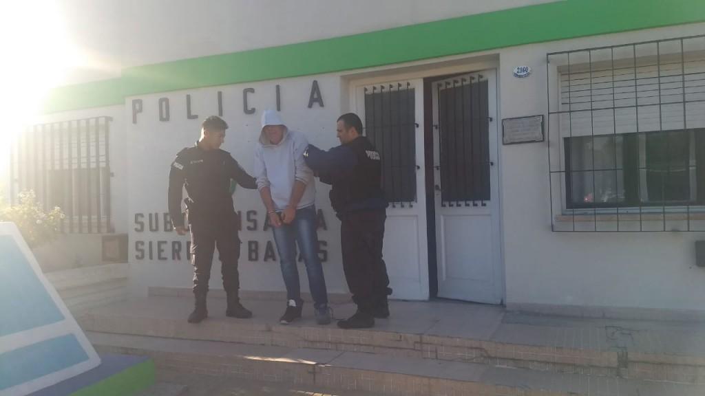 Sierras Bayas: La policía actuó tras la activación de un botón anti pánico