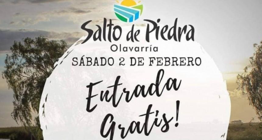 Invitan a una jornada solidaria en Salto de Piedra