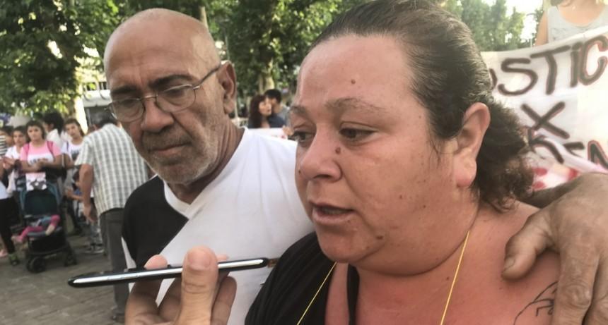 Marcha por la joven Morena Brendel al mes del homicidio
