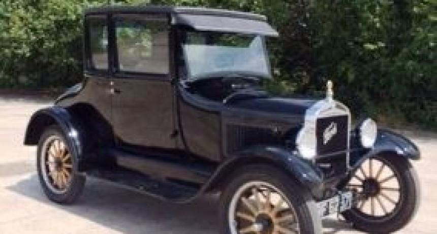 Propietarios de autos antiguos proyectan una actividad a beneficio del Hogar de Ancianos