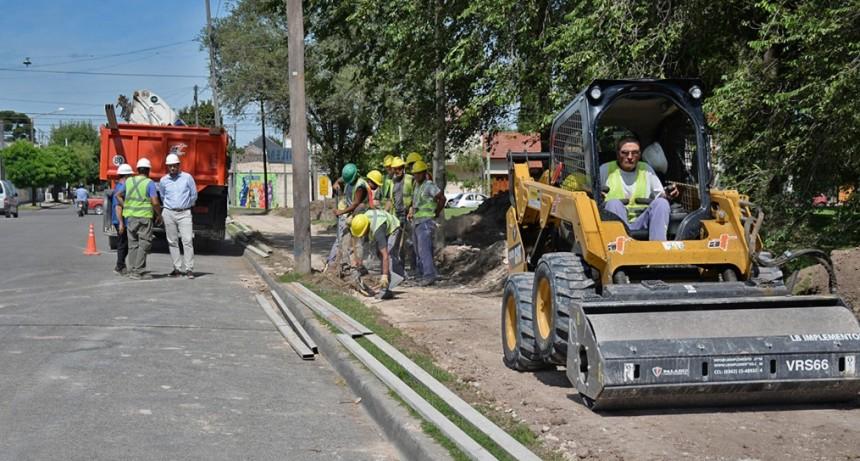 Obras para mejorar nuestros parques