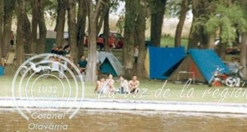 Colonia San Miguel palpita la 34° Fiesta Provincial del Camping