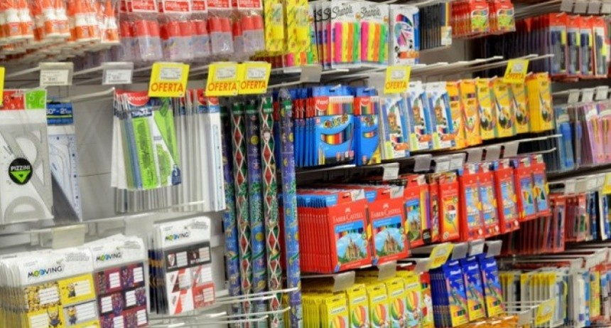 La canasta escolar se suma a 'Precios Cuidados'