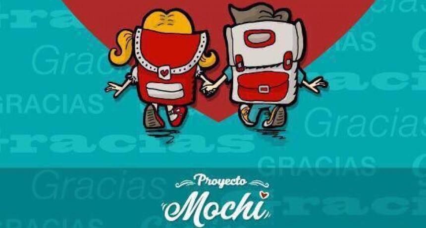 Proyecto Mochi: tras el anuncio de los kits, resignifican la idea y buscan zapatillas