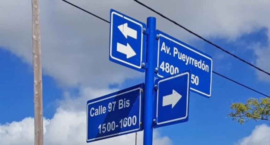 Se realizaron nuevas tareas de infraestructura vial