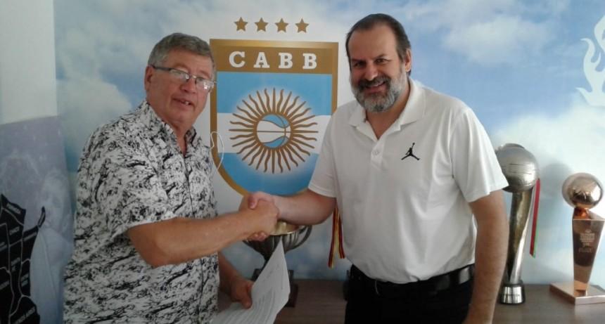 Convenio con la Confederación Argentina - Credencial APREBA-CABB