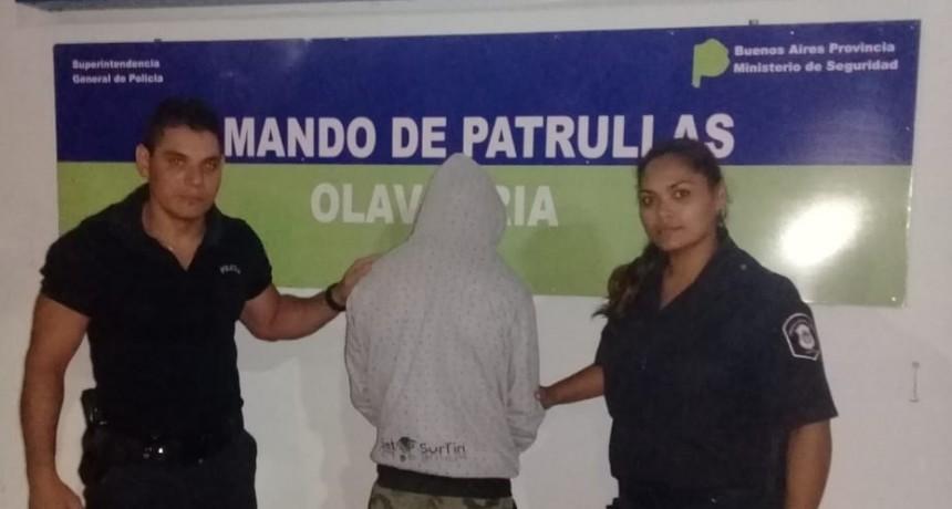 """Operativo """"Motochorro"""", un detenido"""
