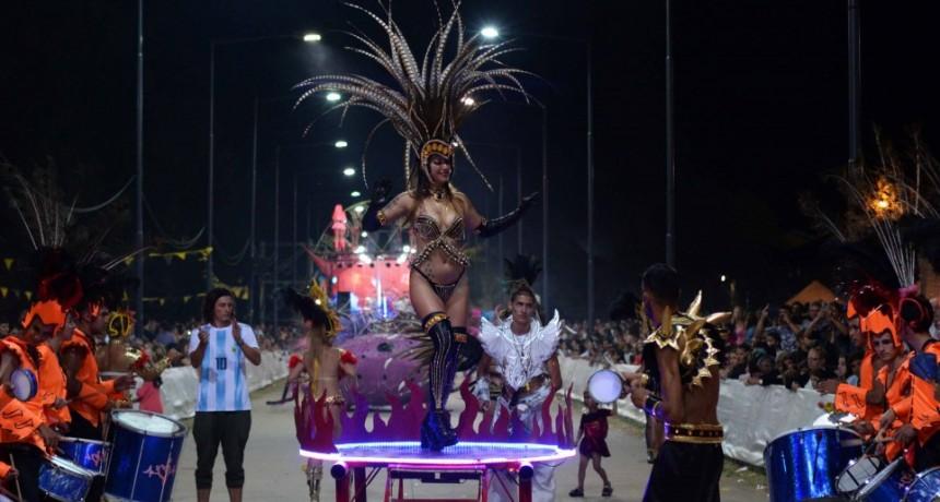Corsos Oficiales 2019: exitosas jornadas en el corsódromo 'Gabriel Antonio'
