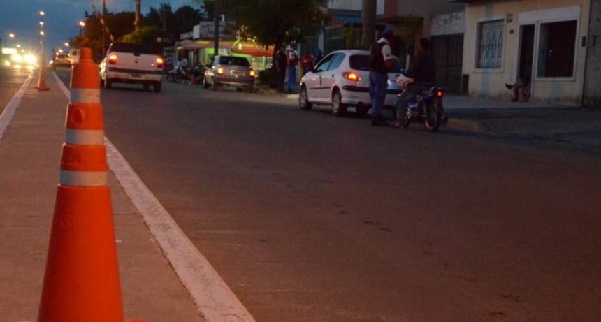 Seguridad vial: en una semana más de 90 actas de tránsito
