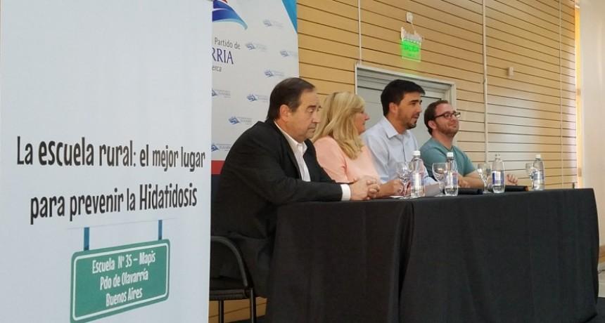 Avanza 'La Escuela Rural el lugar ideal para prevenir la hidatidosis'