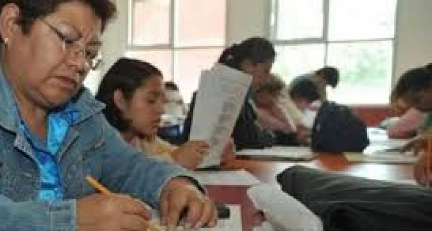 Educación de Adultos: destacan el alcance de la oferta en el distrito