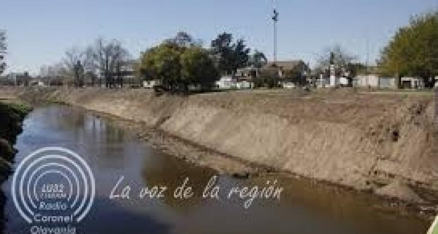 Análisis del agua del Tapalqué:'el objetivo es juntar datos para saber cómo se porta el arroyo'