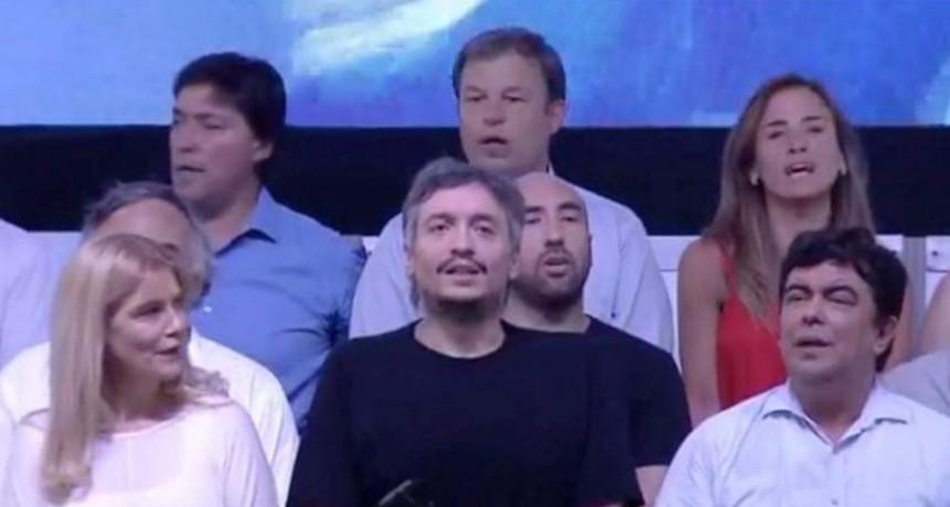 El diputado Valicenti participó del Congreso del PJ Provincia