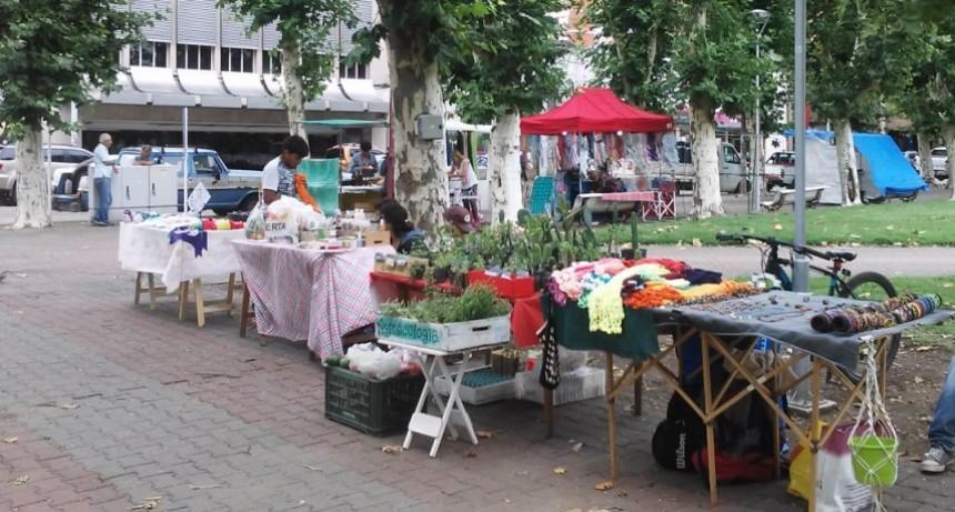 Se realiza la Feria de Economía Popular