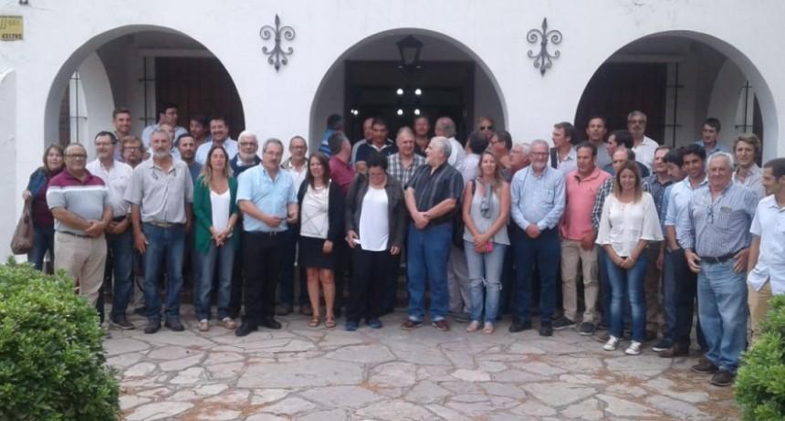 Se realizó la primera asamblea del Colegio de Ingenieros Agrónomos