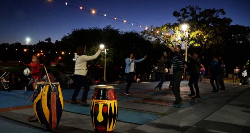 Verano en Movimiento culminó este fin de semana con distintas propuestas artísticas y culturales