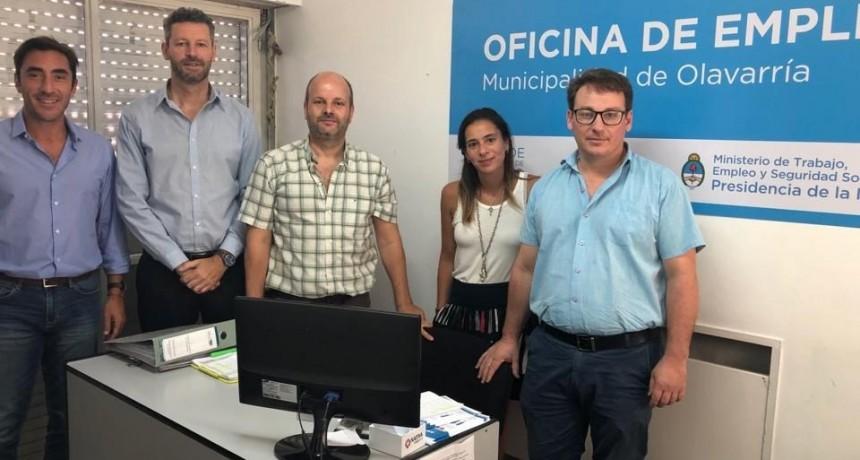 Olavarría cuenta con un Centro de Almacenamiento Transitorio para Envases Vacíos de Fitosanitarios