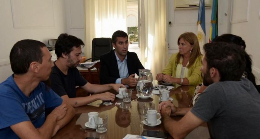 Representantes de Inquilinos se reunieron con el Presidente de la Cámara de Diputados