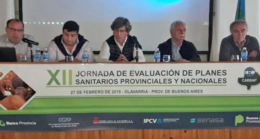 XXI Jornada de Evaluación de Planes Sanitarios Provinciales y Nacionales