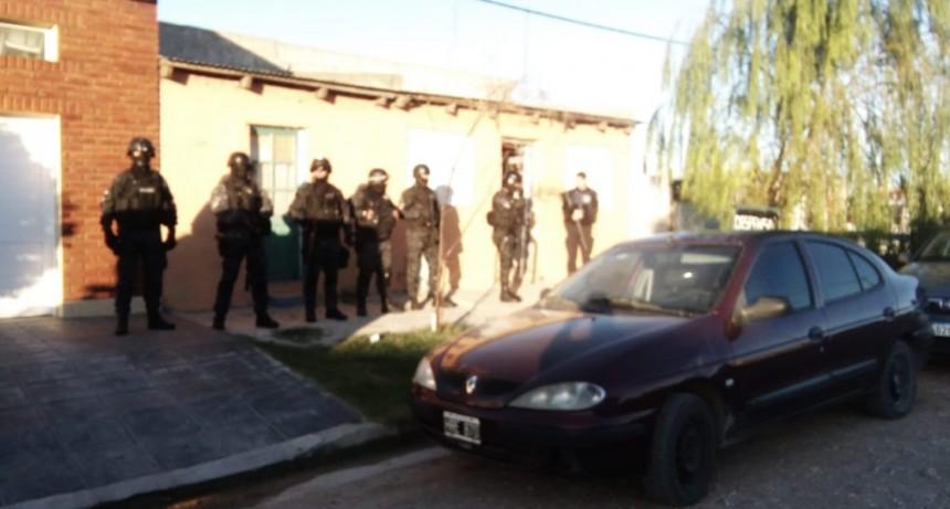 Un detenido por el robo a la panadería de Sarmiento y Piedras