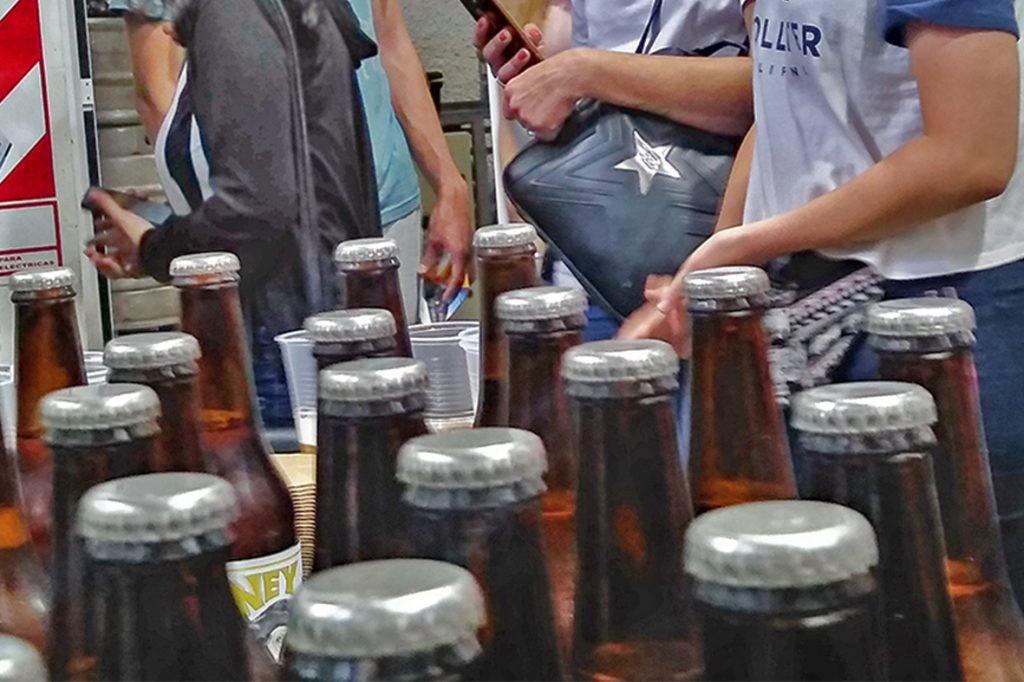 Corsos 2020: prohibición de venta y expendio de bebidas alcohólicas